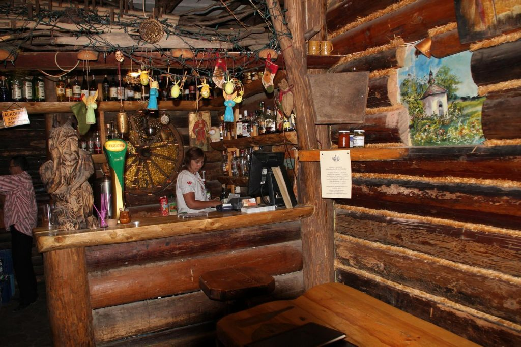 Bar - Karczma Łemkowska